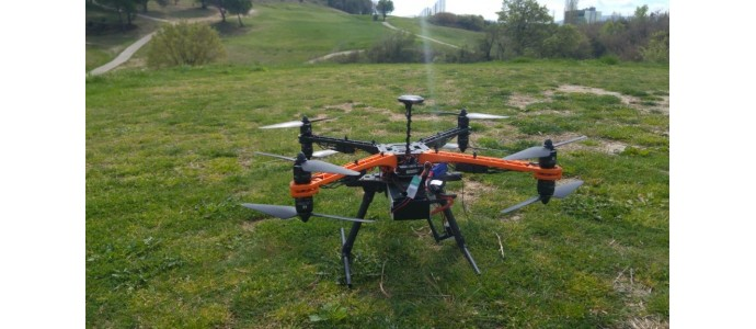 AIRK drones are now available at three international distributers