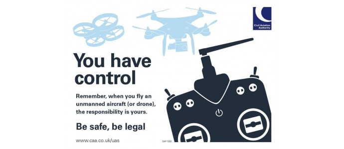Control your drone!